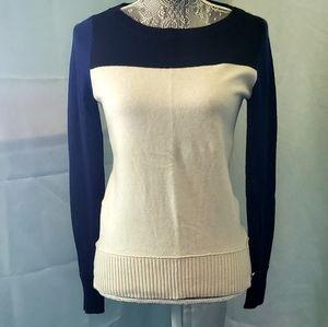 Colorblock Loft Sweater